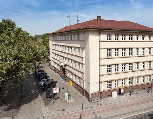 Bild von Geschäftsstelle PTA Mannheim